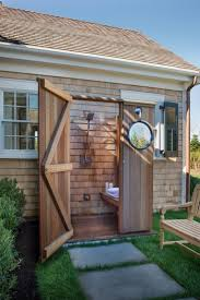 outdoor bathrooms ideas 104 best diy outdoor shower images on outdoor showers