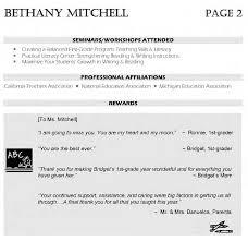 Example Teacher Resume by Dance Teacher Resume Format