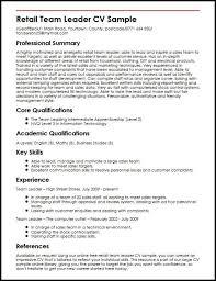 Team Leader Resume Format Bpo Team Leader Cover Letter Best Cover Letter For Team Leader