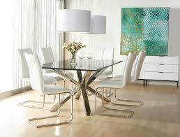 Large Dining Table Crackled 84