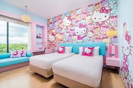 Dream Furniture Hello Kitty by Bring Your Hello Kitty Dreams To Life In These Themed Rooms At