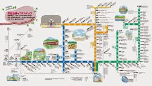 Trains In Europe Map by Going Japan Planning For Kyoto Rail Passes Transport