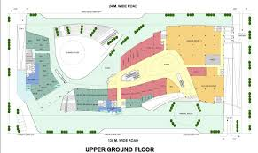 Commercial Complex Floor Plan Earthcon Has Launched Its New Project Regal Emporia At Noida