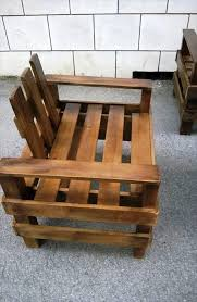 Pallets Patio Furniture by Wooden Pallet Patio Furniture Set Pallet Furniture Diy