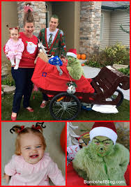 the grinch and lou who costumes and