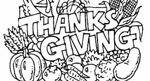 coloring pages thanksgiving coloring pages and cutouts feast