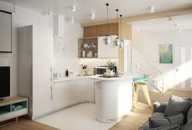 decorating small kitchen designs with variety of backsplash and