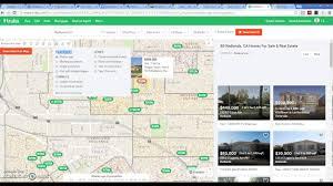 Trulia Map Trulia Website U0026 Demographic Data Youtube