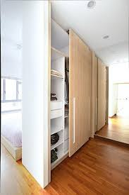 Wardrobe Interior Accessories How Much To Set Aside For Your Hdb Flat Renovation Wardrobe