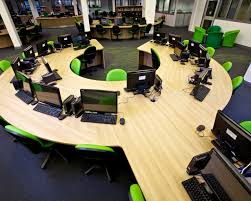 yahoo office interior design