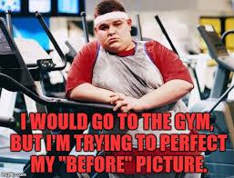 Trainer Meme - fat gym trainer memes imgflip