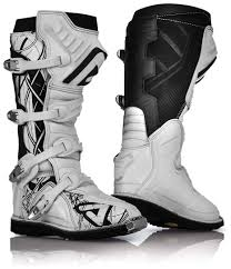 white motocross boots acerbis x move 2 0 motocross boots offroad yellow black acerbis