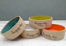 personalized bowl personalized dog bowl pet bowl dog bowl pottery ceramic dog