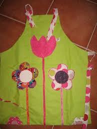 tablier cuisine fille tablier de cuisine fille grandes fleurs photo de bavoirs