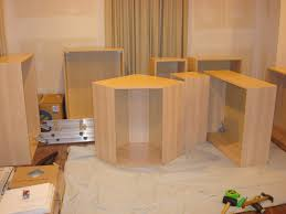 make a kitchen island how to build a kitchen cabinet out of mdf kitchen decoration