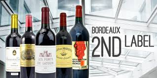 second wine bordeaux second label the oaks cellars