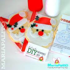 diy santa claus sewing kit make your own santa by mariapalito