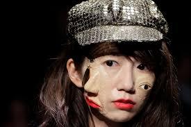 Japanese Designer by Epa Japan Fashion Week Mem 160325 Abc News