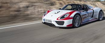 porsche supercar 918 2015 porsche 918 spyder a eulogy for the veyron autofocus ca