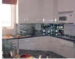 mirror backsplash kitchen mirrored kitchen backsplash images ramuzi kitchen design ideas