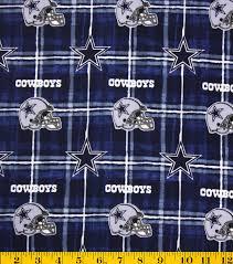 nfl flannel fabric dallas cowboys joann