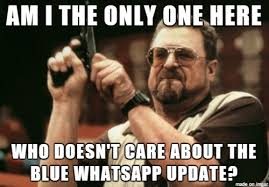 whatsapp new update meme on imgur
