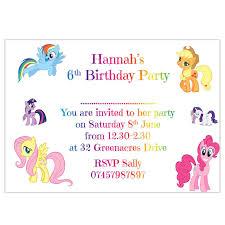Birthday Card Invitation Templates Childrens Birthday Party Invites Children U0027s Birthday Party