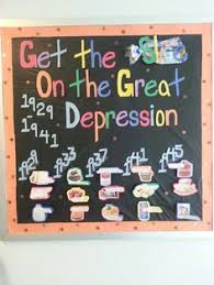 education world great depression lesson plans teaching