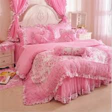 Bedding Sets Full For Girls by Luxury Cotton Princess Bed Bedding Set Girls Bedding Sets