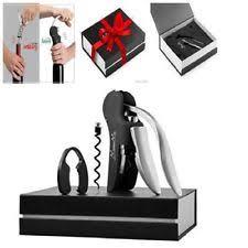 wine sler gift set corkscrews and opener sets ebay
