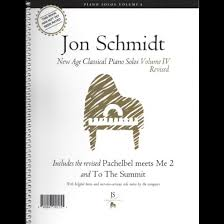 jon schmidt piano solos vol 4 the piano guys