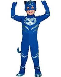 Count Halloween Costume Amazon Catboy Classic Toddler Pj Masks Costume Large 4 6