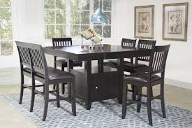 Pub Dining Room Set by Kaylee Espresso Dining Room Mor Furniture For Less