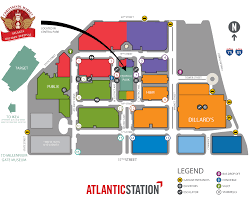 Merchandise Mart Map Atlanta Christkindl Market