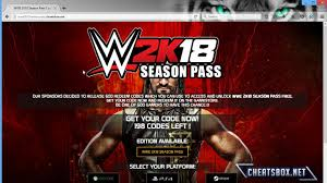 wwe 2k18 cena nuff edition and basic deluxe edition wwe how to get wwe 2k18 season pass code free on xbox one ps4 and pc