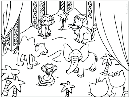coloriages animal  vevhsinfo