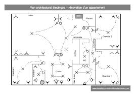 schema electrique cuisine rénovation électrique d un appartement exemple concret de travaux