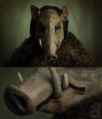 wolf mask spirit halloween boar mask spirit animal 1 by nymla on deviantart