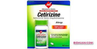 Obat Cetirizine 10 Mg cetirizine 10mg obat apa khasiat obat cetirizine kapsul 10 mg
