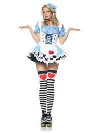 Halloween Costumes Alice Wonderland Dark Alice Dark Mad Hatter Alice Wonderland Couples Costume