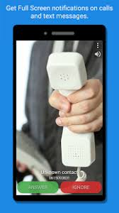 screen caller id pro apk free screen caller id pro v12 4 91 pro apk apps dzapk