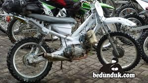 membuat lu led headl motor sabhawana 5 ajang bertemunya pecinta motor trail se indonesia