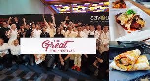 cuisine re the great food festival เทศกาลอาหารรวมเชฟนานาชาต เอเช ย เตร ยมบ กไทย