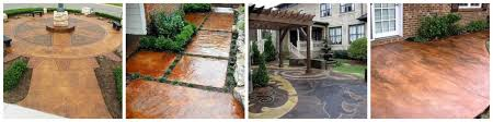 Repair Concrete Patio Cracks Repairing And Beautifying Your Concrete U2013 Her View From Home