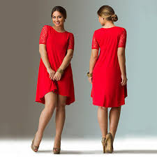 compare prices on red dress in plus size online shopping buy low
