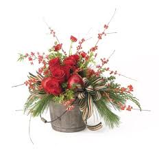 christmas floral arrangements christmas floral arrangement ideas christmas