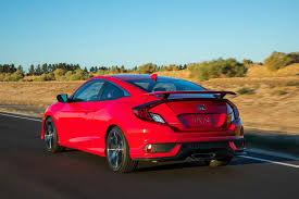 honda civic 2017 honda civic si first drive digital trends
