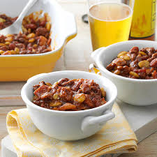 fourth of july bean casserole recipe taste of home
