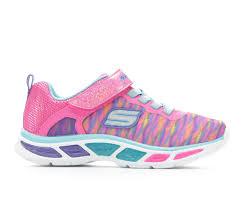 skechers led light up shoes girls skechers litebeams colorburst 10 5 3 light up shoes