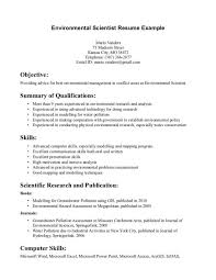 Scientist Resume Examples by Innovational Ideas Science Resume Examples 11 Political Resume
